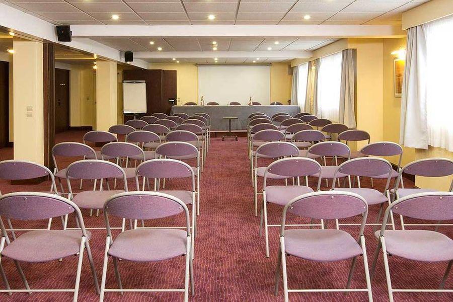 Hôtel Mercure Mont Saint-Michel **** Salle de séminaire