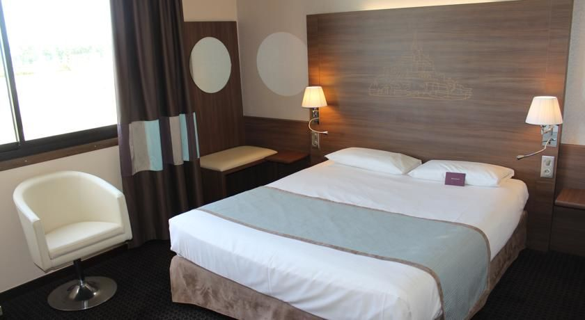 Hôtel Mercure Mont Saint-Michel **** 13
