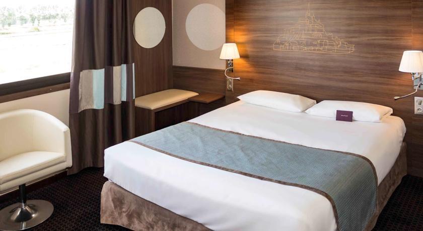 Hôtel Mercure Mont Saint-Michel **** 30