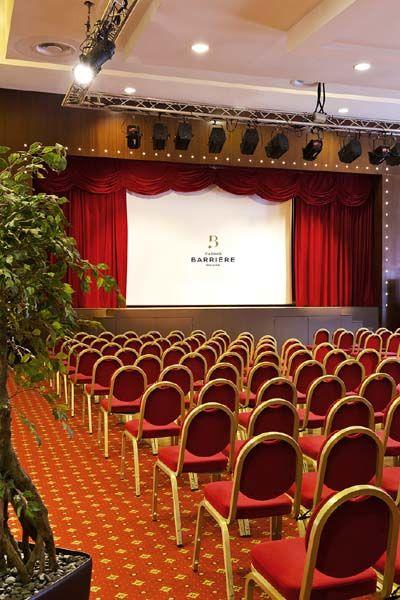 Casino Barrière de Dinard Salle de Gala