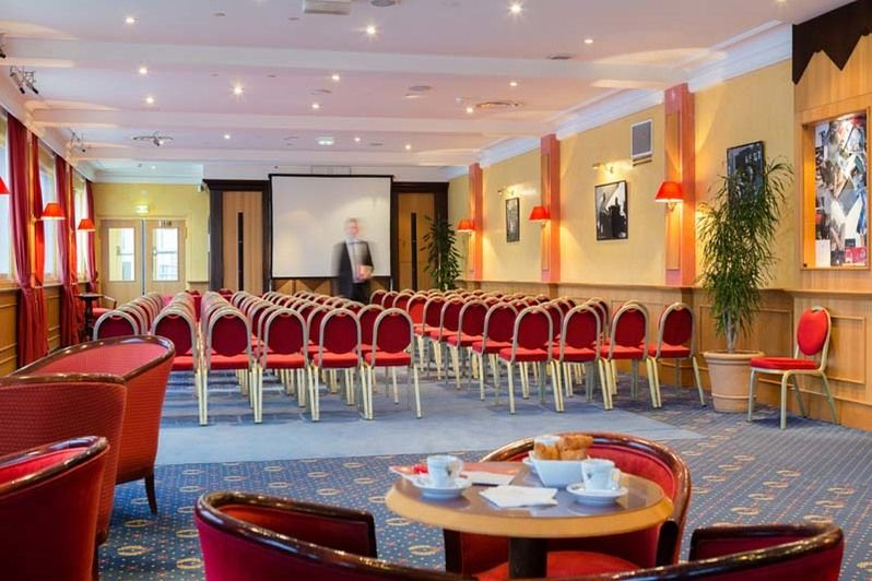 Casino barri re de dinard s minaire repas d 39 affaires - Hotel patio wilson toulouse ...