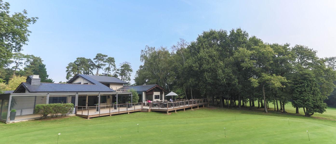 Golf Club de Nantes Extérieur