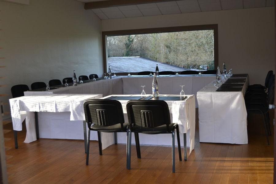 Golf Club de Nantes Salle de séminaire