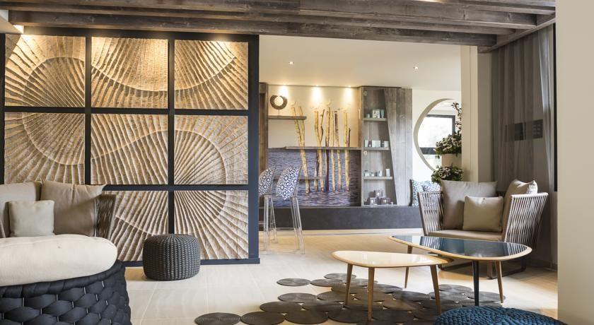 Hôtel les Bains d'Arguin **** 3