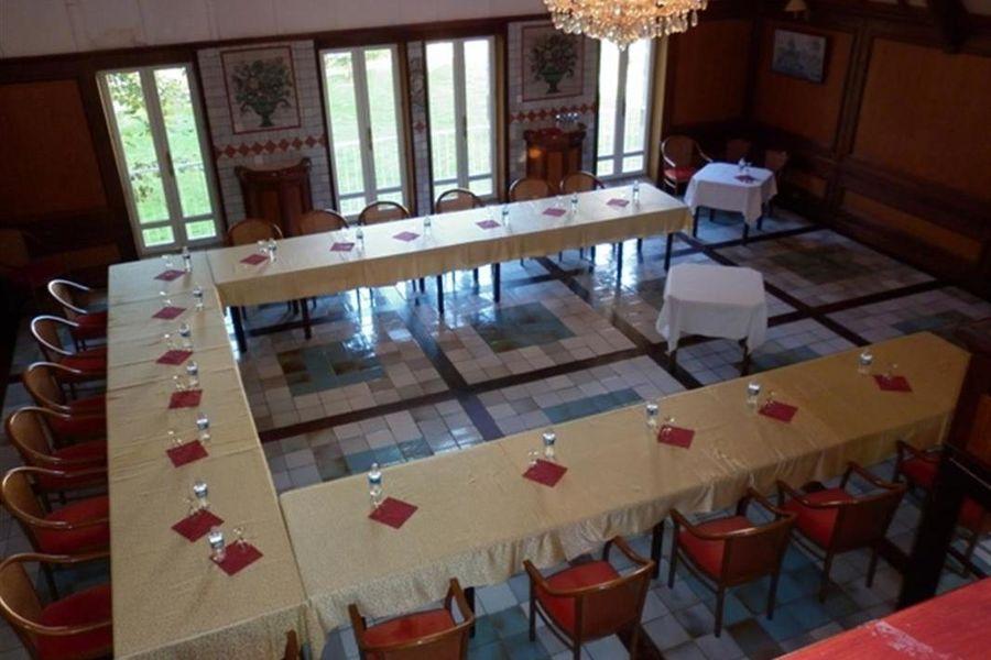 Domaine du Val Salle de réunion