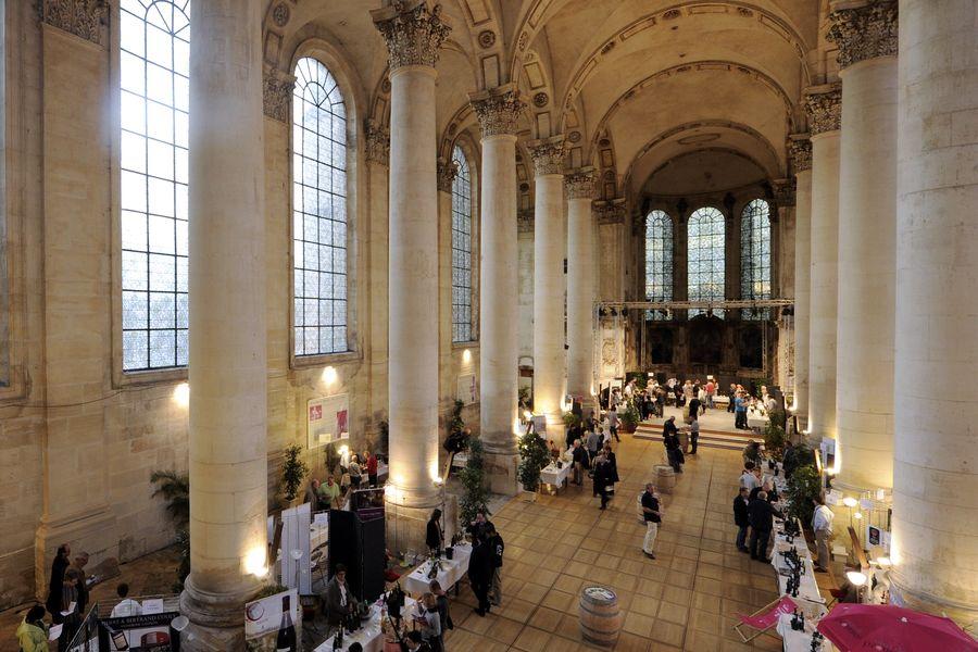 Abbaye des Prémontrés *** Abbatiale