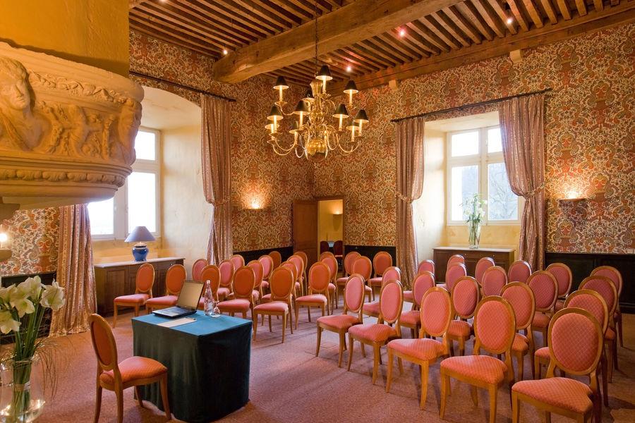 Hôtel Golf Château de Chailly **** 2