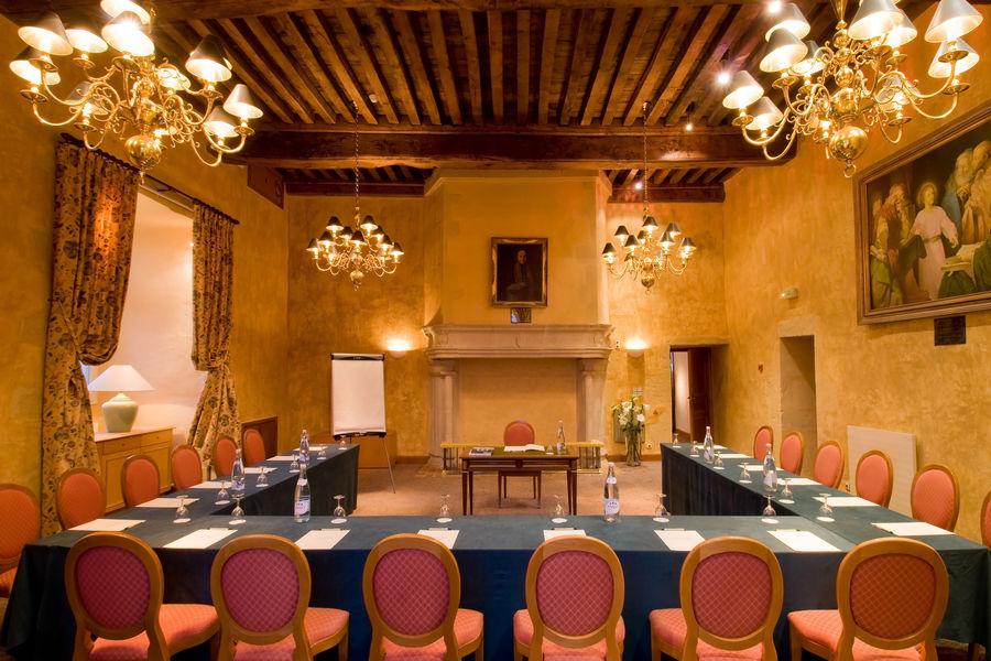 Hôtel Golf Château de Chailly **** 1