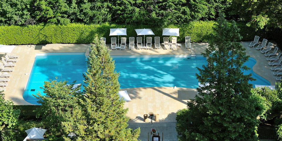 Domaine De Divonne - Le Grand Hotel **** 9