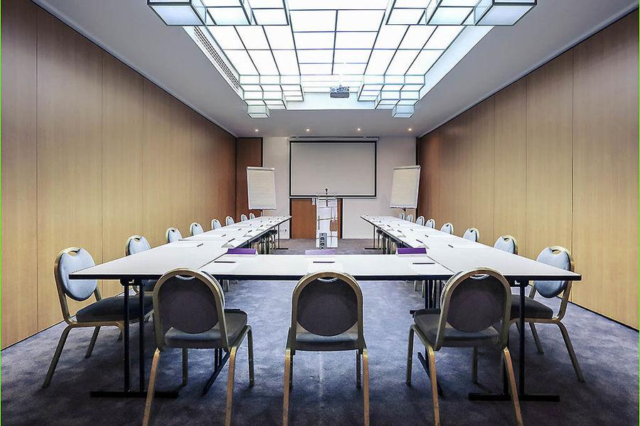 HOTEL MERCURE NANCY CENTRE GARE **** Salle de réunion