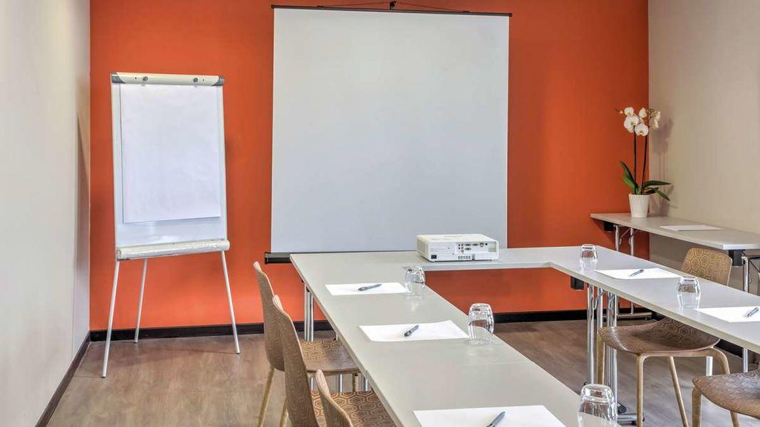 Appart'City Strasbourg Aéroport *** Salle de réunion