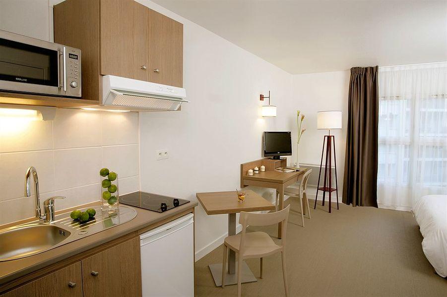 Appart'City Mulhouse Centre*** Chambre