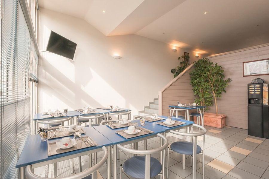 Appart'City Mulhouse Centre*** Espace de restauration