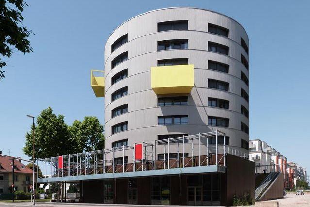 Appart'City Mulhouse Centre*** Façade