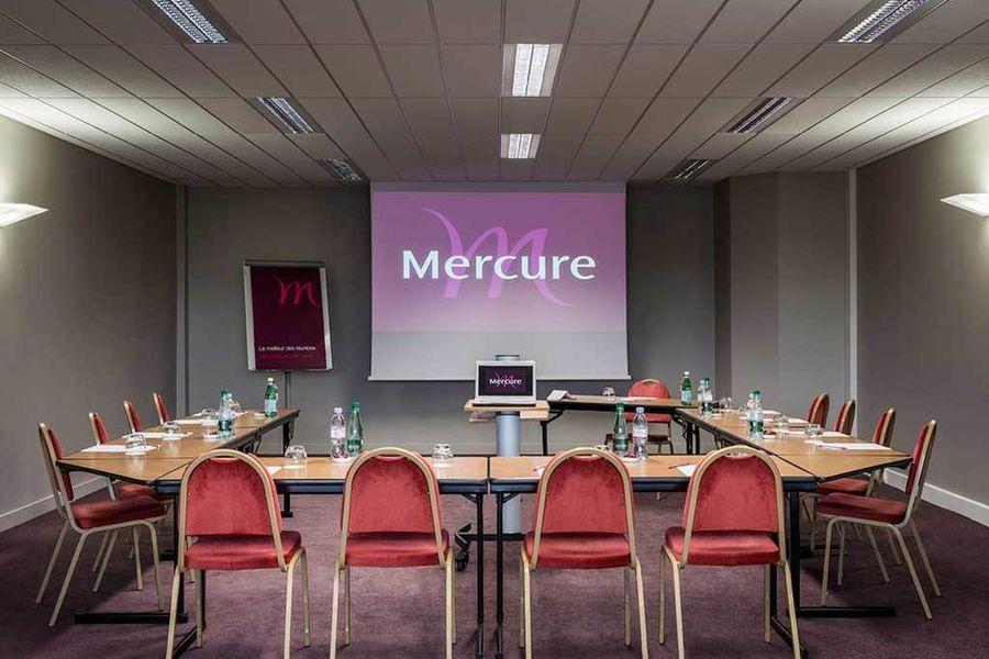 Mercure Reims Cathédrale **** Salle de réunion