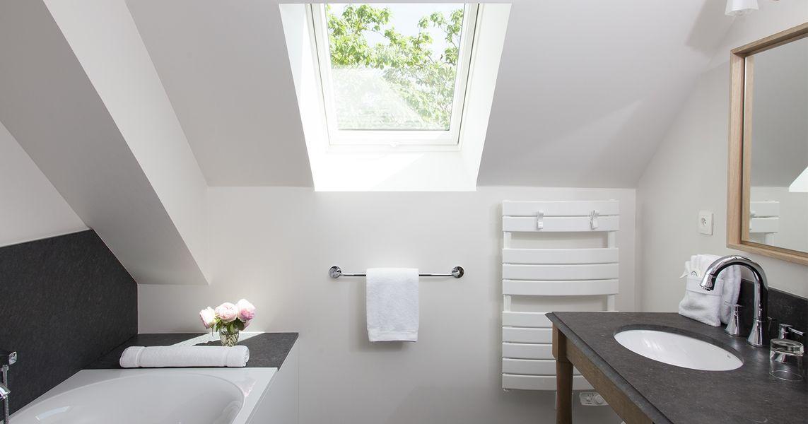 Manoir de Surville Salle de bain
