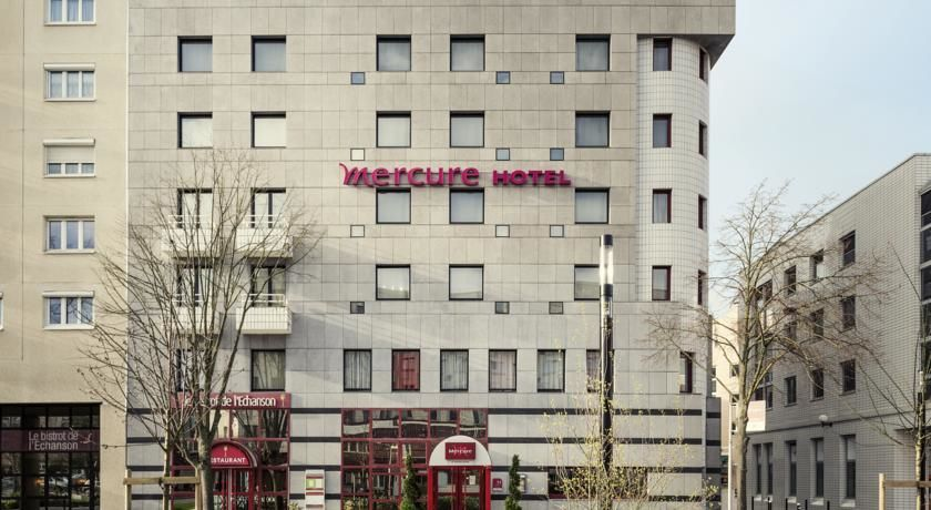 Mercure Saint Quentin En Yvelines Centre **** 16