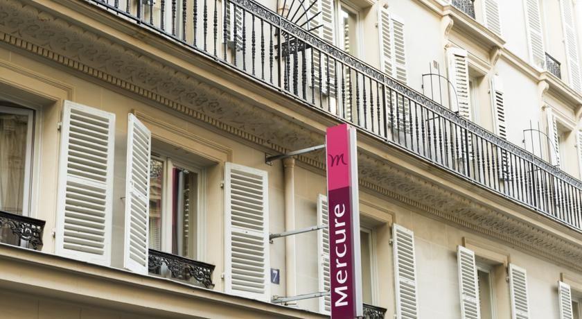 Hôtel Mercure Paris Opéra Lafayette **** 7