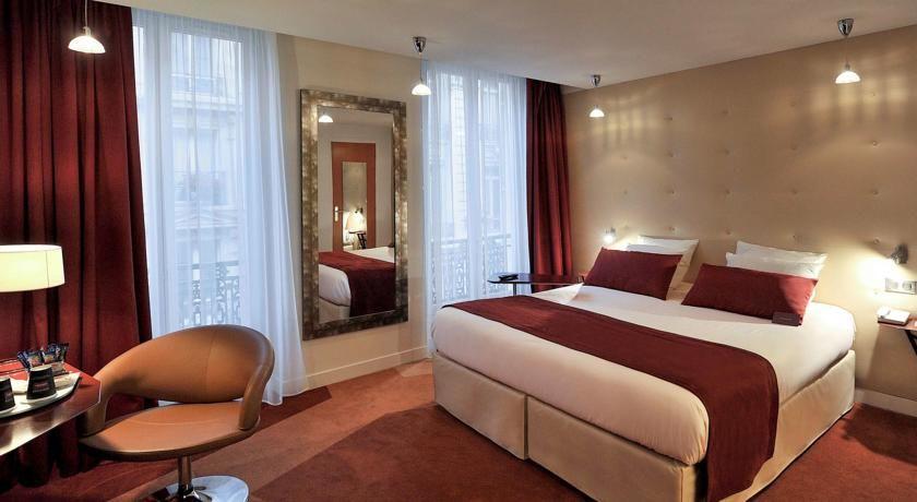 Hôtel Mercure Paris Opéra Lafayette **** 38