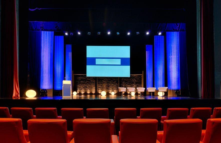 Le Grand Large Saint-Malo Palais des Congrès Amphithéâtre