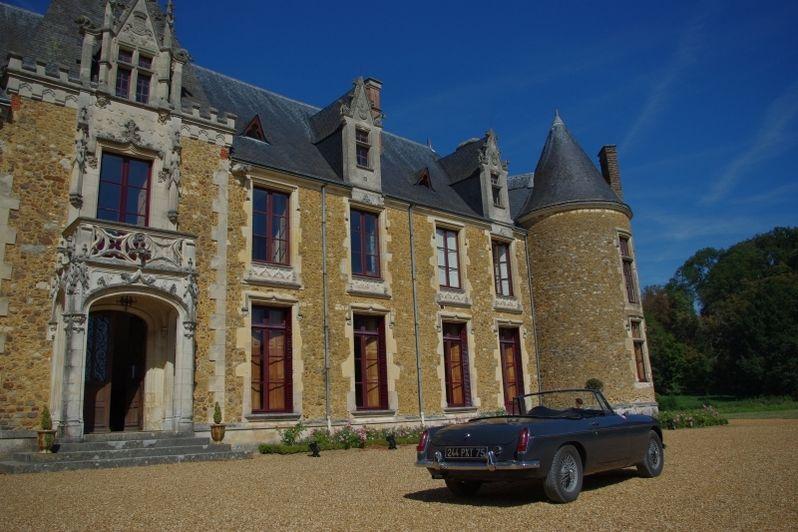 Château de Chéronne 4