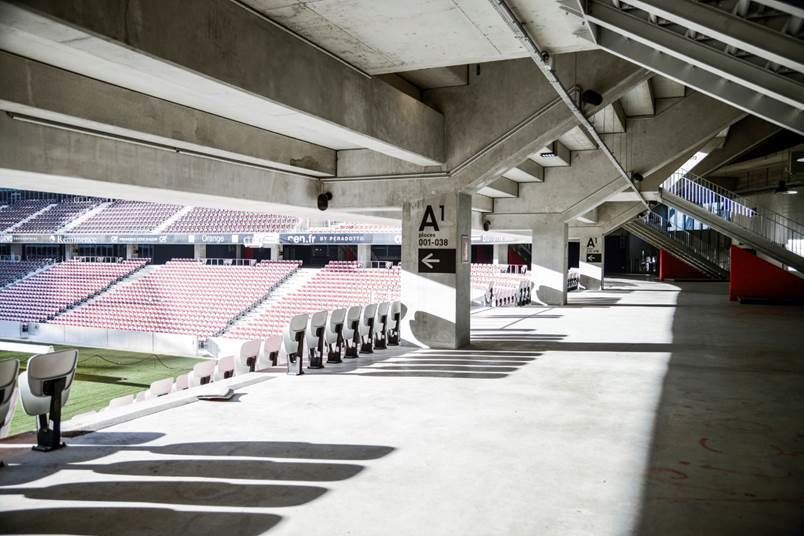 Allianz Riviera, Stade de Nice  3