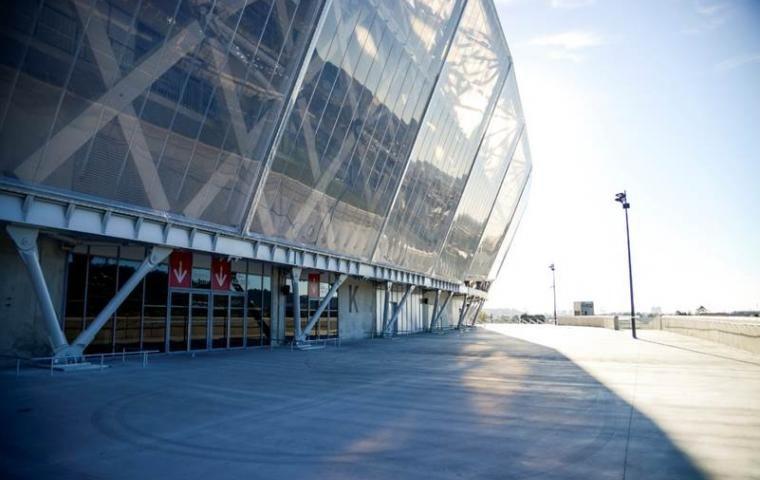 Allianz Riviera, Stade de Nice  1