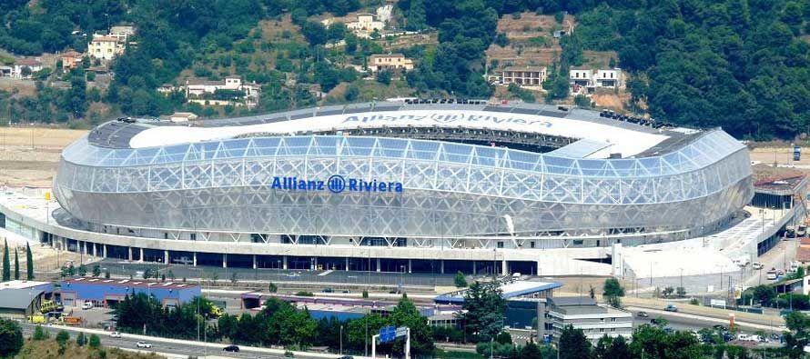 Allianz Riviera, Stade de Nice  12