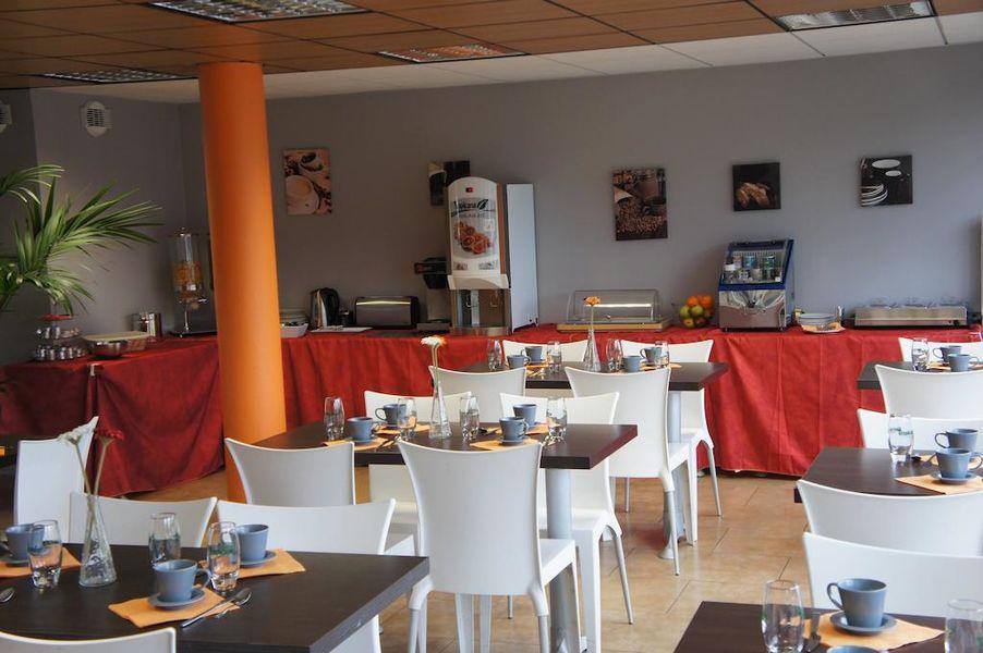 Appart'City Nantes Carquefou *** Salle de réception