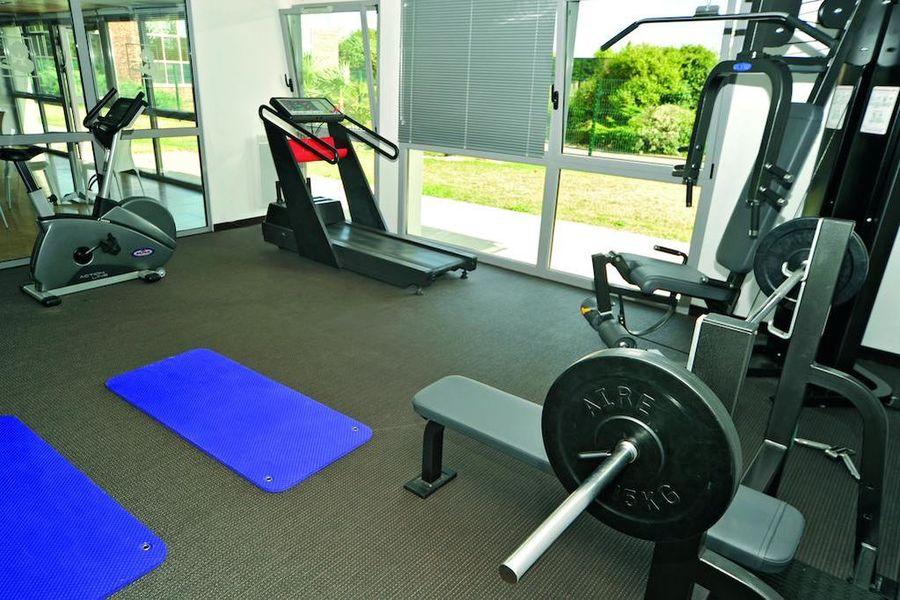 Appart'City Nantes Carquefou *** Salle de fitness