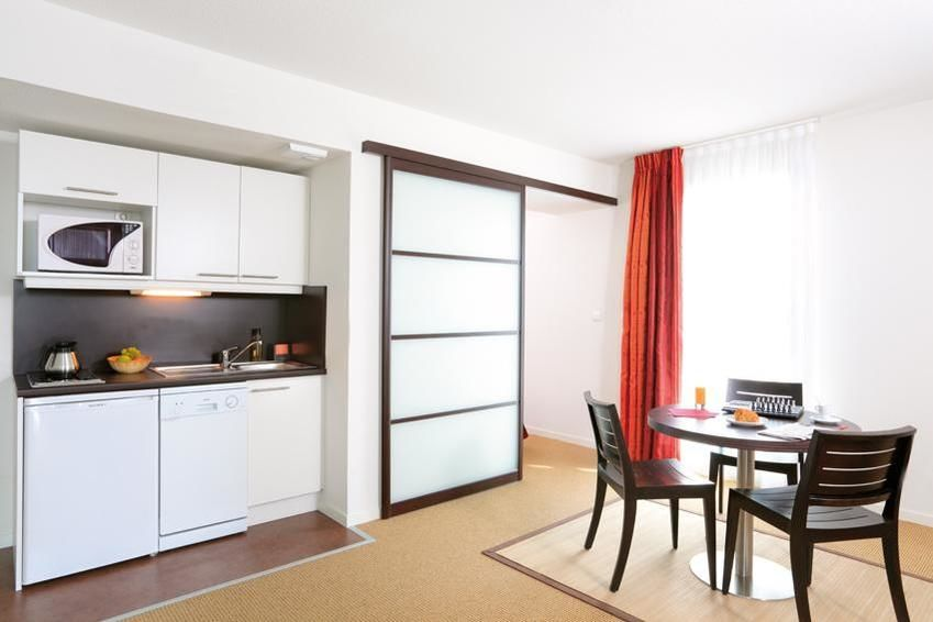 Appart'City Confort Nantes Ouest Saint-Herblain *** 1