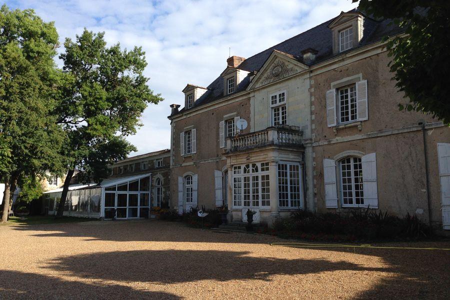 Château de la Romanerie - Bon Bétend  2