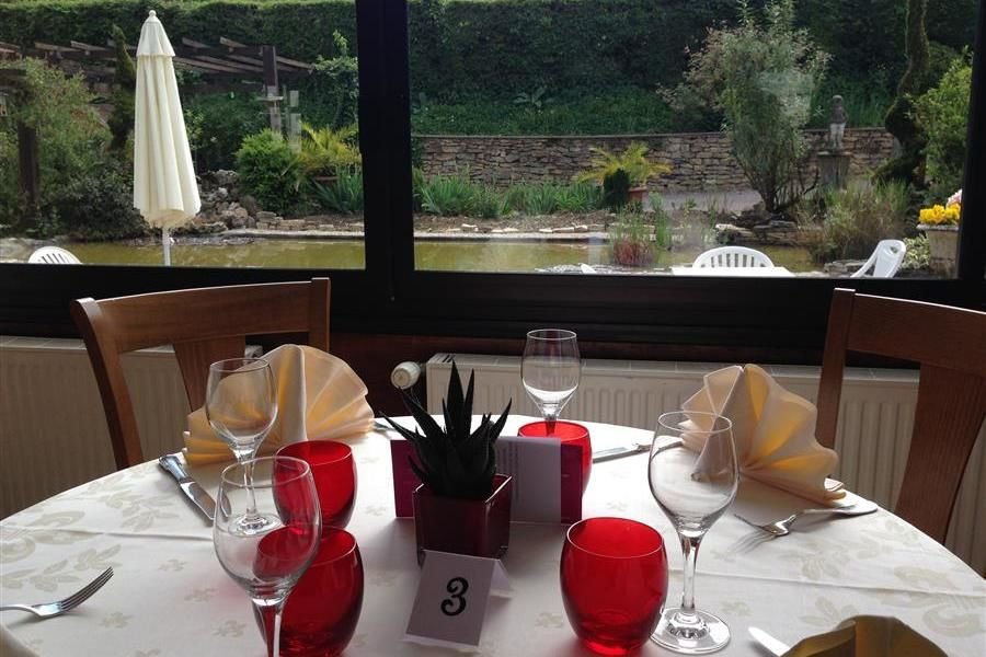 Moulin de la Coudre Restaurant