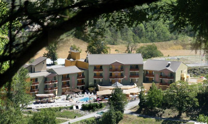 Hotel La Lauzetane *** Extérieur