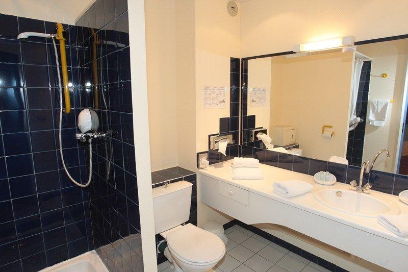 Hotel La Lauzetane *** Salle de bain