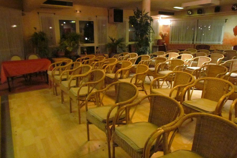 Hotel La Lauzetane *** Salle de séminaire