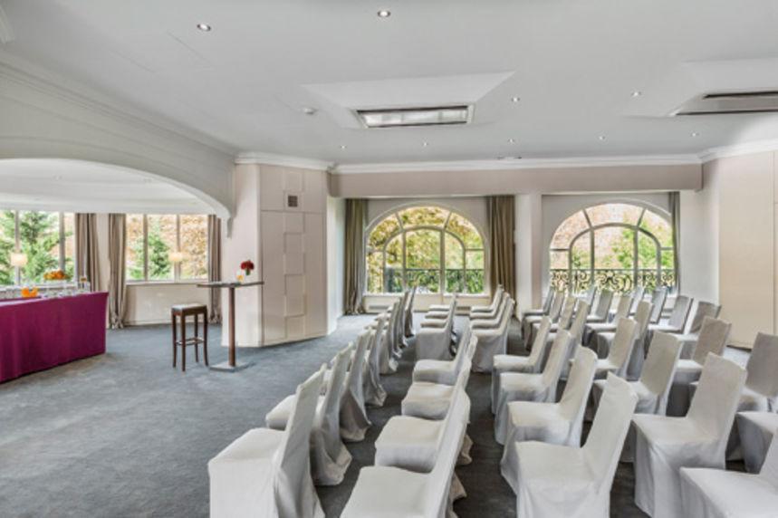 Pavillon Elysées Lenotre Salle de réunion