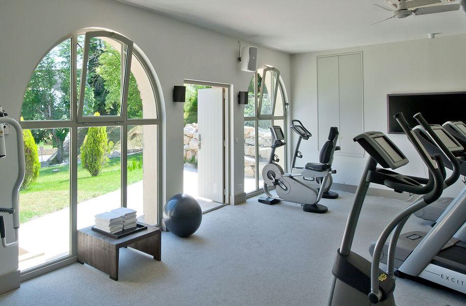 Couvent des Minimes Hôtel & Spa L'Occitane ***** Salle de fitness