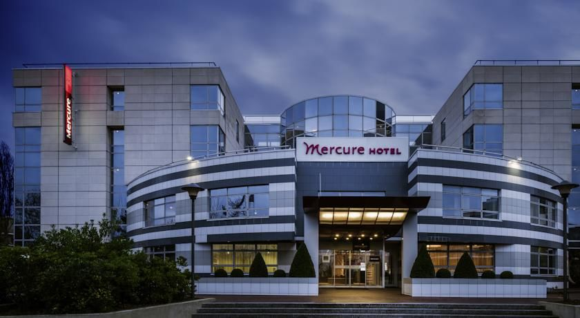 Mercure Paris Massy Gare TGV **** 6