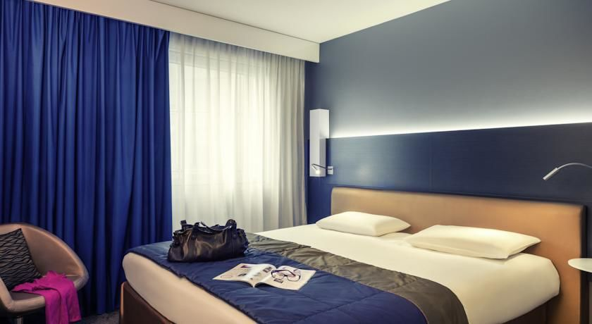 Mercure Paris Massy Gare TGV **** 7