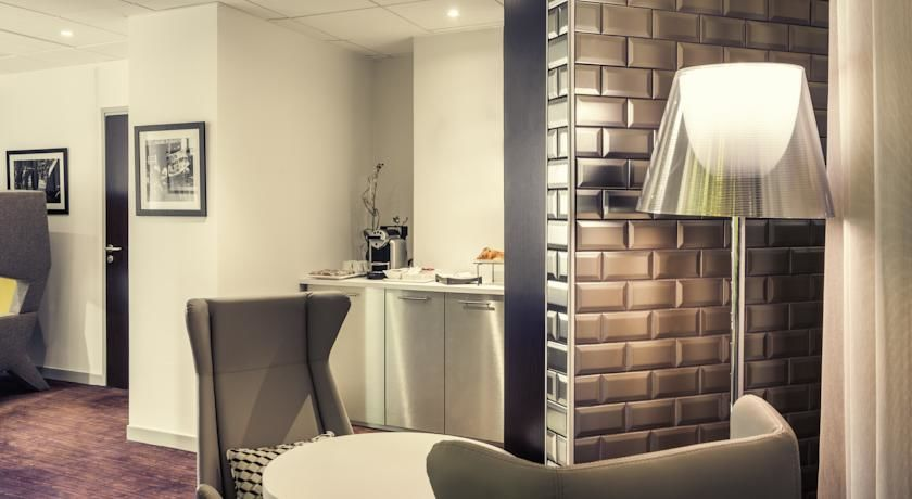 Mercure Paris Massy Gare TGV **** 27