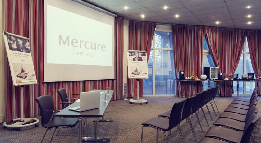 Hôtel Mercure Paris Porte de Pantin 25