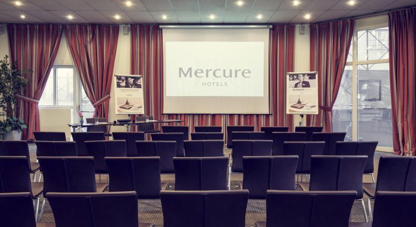 Hôtel Mercure Paris Porte de Pantin 35