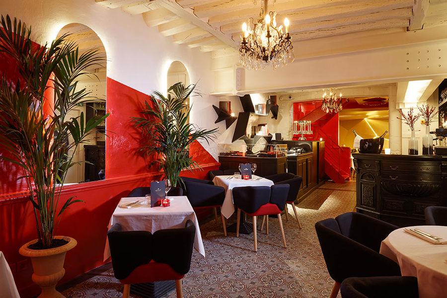 Boutary Salle de restaurant