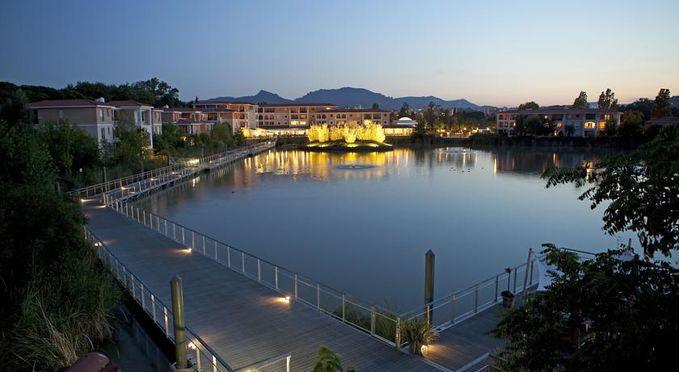 Salle séminaire  - Mimozas Resort Cannes ****