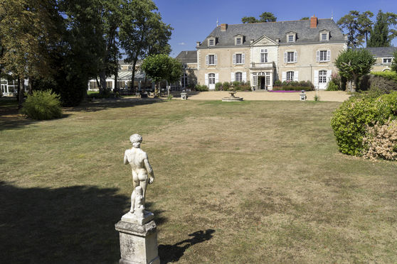 Salle séminaire  - Château de la Romanerie - Bon Bétend Réceptions