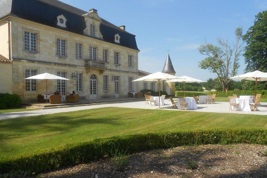 Château la Louvière 10