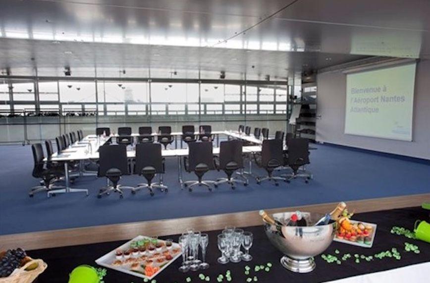 Salons Aéroport Nantes Atlantique Salon jules verne