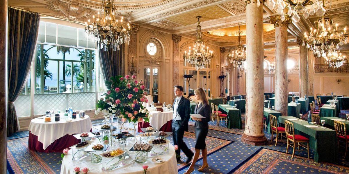 Hôtel InterContinental Carlton Cannes ***** Salle de séminaire