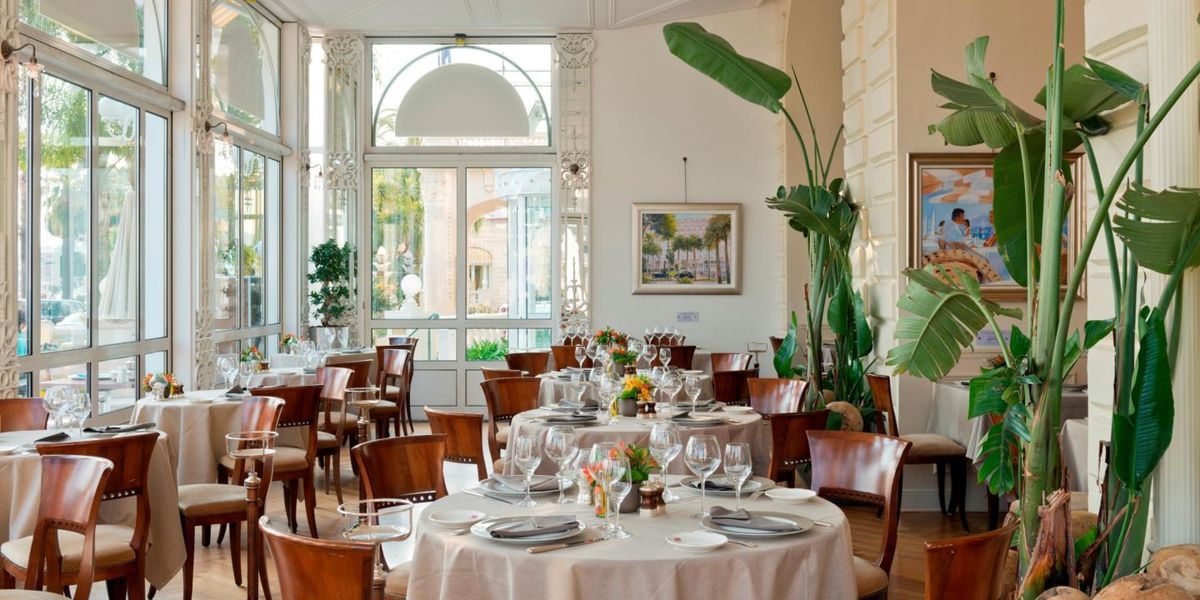 Hôtel InterContinental Carlton Cannes ***** Restaurant